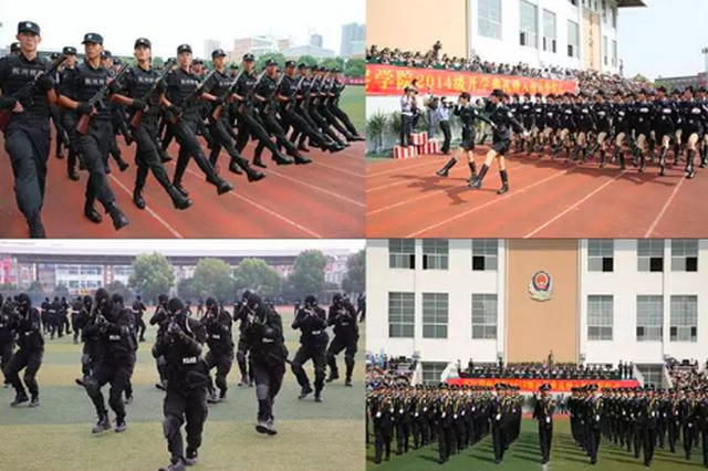 2018浙江警察学院招生816人 在宁波招生88人