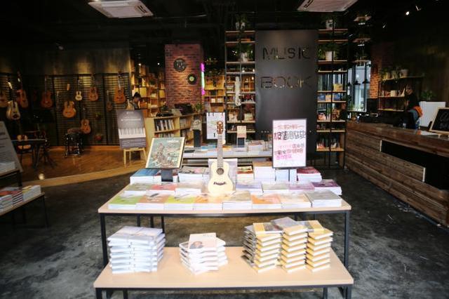 宁波首家音乐专业书店入驻宁波音乐港