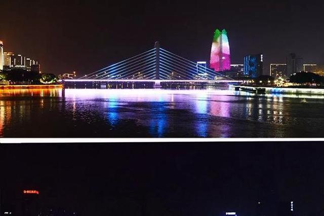 宁波16万余盏景观灯今晚要罢工 倡导可持续发展