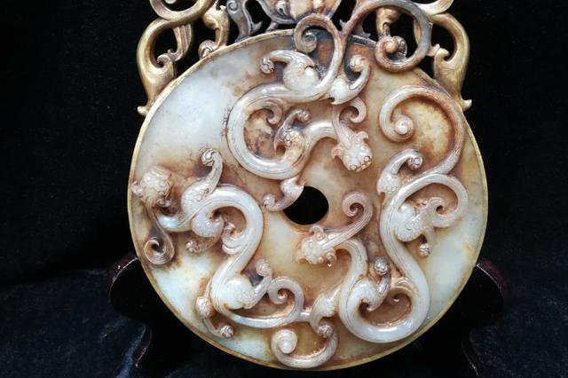 22件玉器珍品亮相 汉唐艺苑玉器展昨在庆安会馆开展