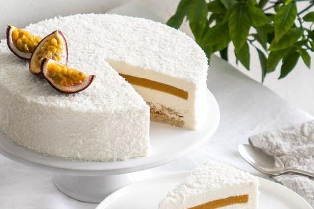 春季用高颜值美味蛋糕来唤醒清晨的胃吧