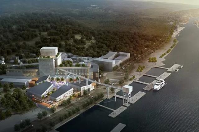 总投资1.9亿元 石浦文化创意园即将到来
