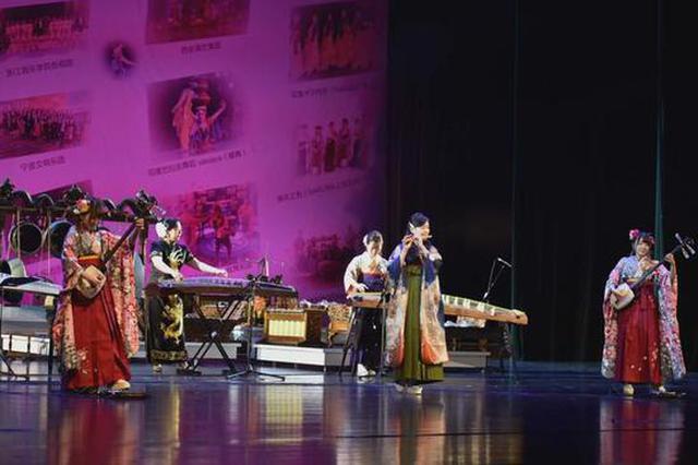 第二届中国宁波海丝国际音乐节圆满闭幕