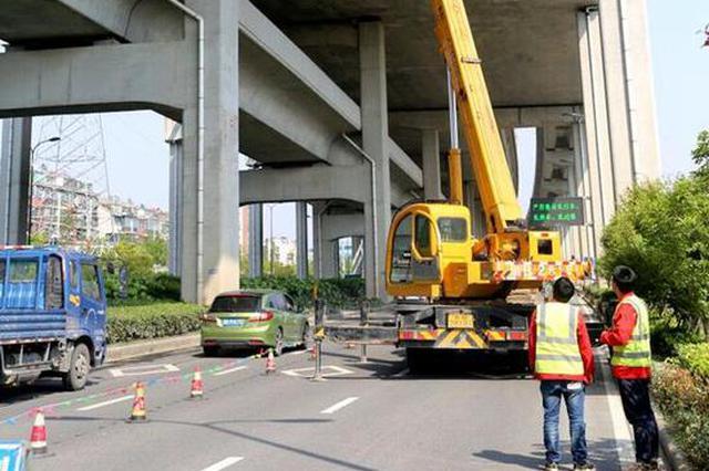 江北首次为市政设施买保险 预防意外发生并启动监测