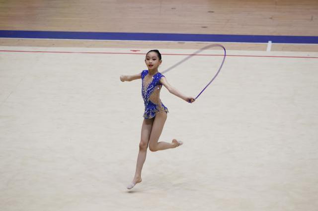 十岁宁波小囡获全国艺术体操个人冠军赛冠军