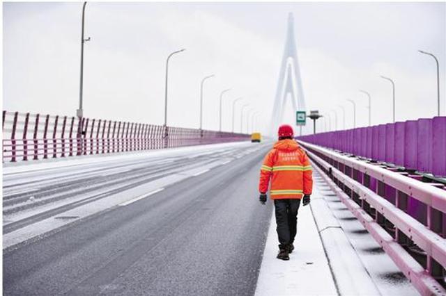 凝心聚力的守桥人 见证杭州湾大桥十载芳华