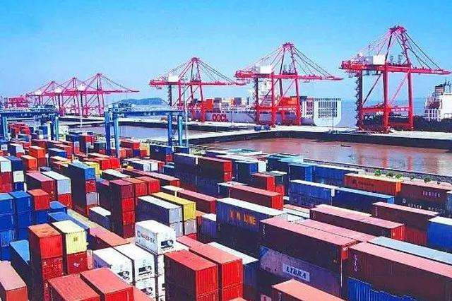 区港一站式查验 助推宁波市场采购出口业务迅速发展