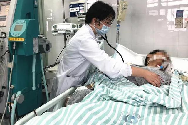 余姚收治今年首例热射病人 送来时体温高到测不出