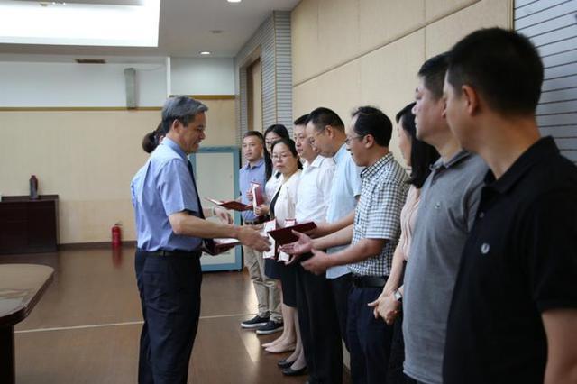 宁波市检察院首聘10名专家 建检察业务咨询专家库