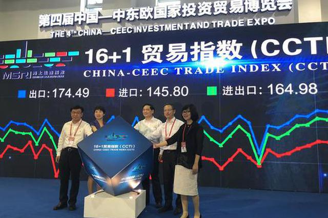 宁波发布16加1贸易指数 大数据诉说经贸发展速度