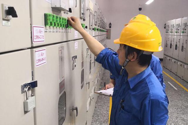 宁波梅梁变电站心脏手术 重生后为城西提供强劲动力