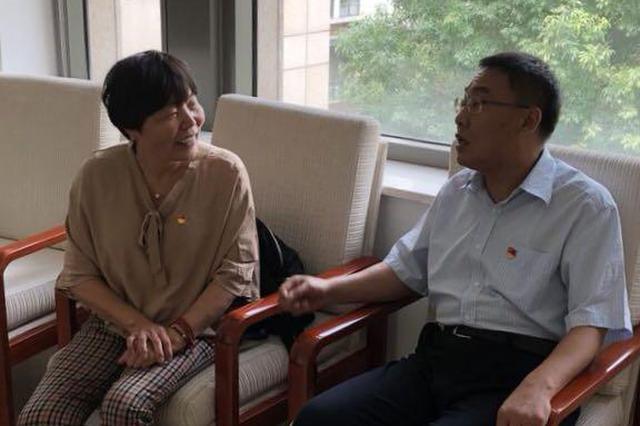 甬1社区书记赴北京与党务工作者分享经验