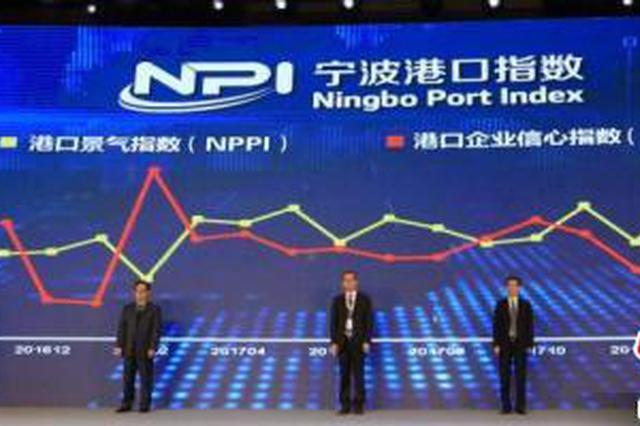宁波港口指数全球首发 大数据测评论英雄