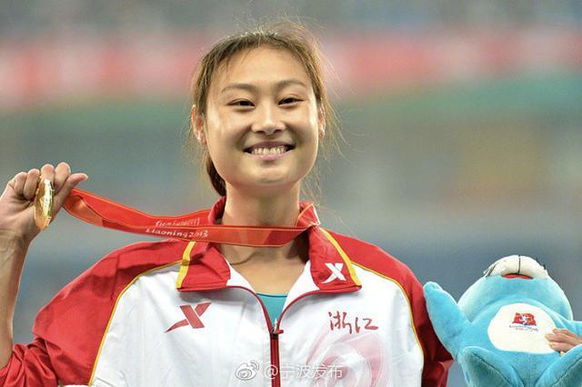 宁波女将李玲全国田径赛夺冠 获雅加达亚运会参赛资格