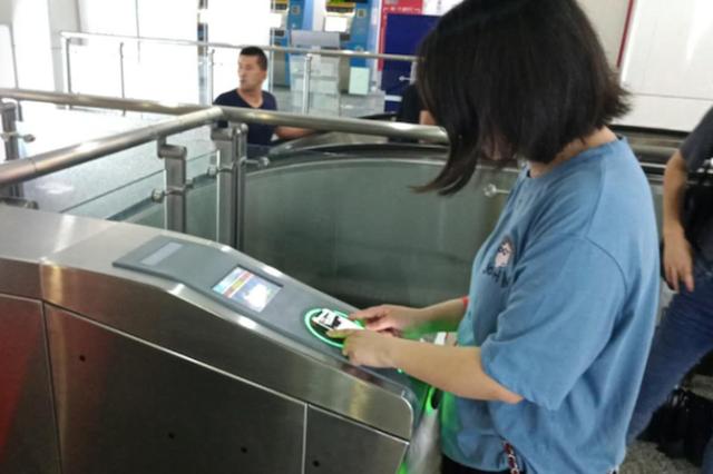 宁波地铁开启二维码支付 但支付宝及微信暂不支持