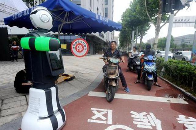 宁波超级警察上岗:24小时运转智能全息感知