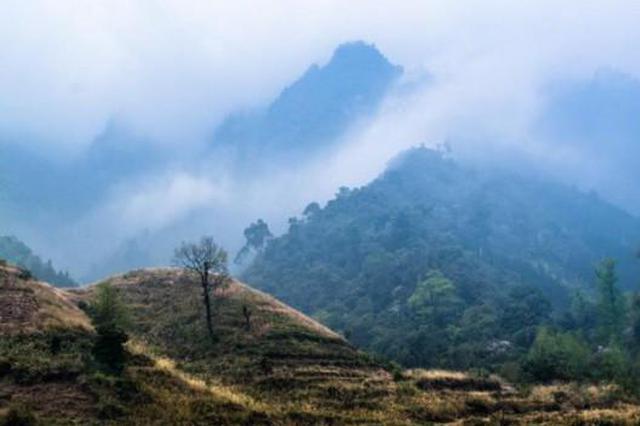 25名上海游客宁波山中被困 浙沪两地警方协力成功解救