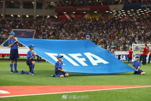 宁波人的第一次 姜山3名学生担任俄罗斯世界杯护旗手
