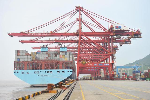 25项工作举措助力 宁波口岸跨境贸易便利化水平提升