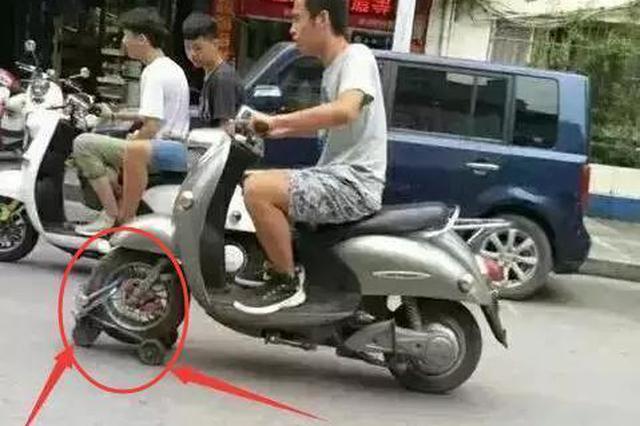 宁波电动车被盗案件同比下降三成 破案率提升9倍