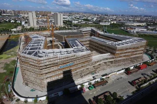 江北又新增3所学校 建设最快一所年底完工