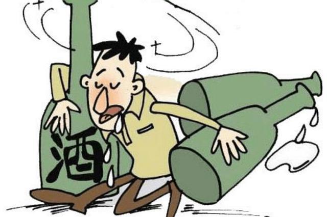 酒后闹事 最近宁波民警捡到不少醉男醉女