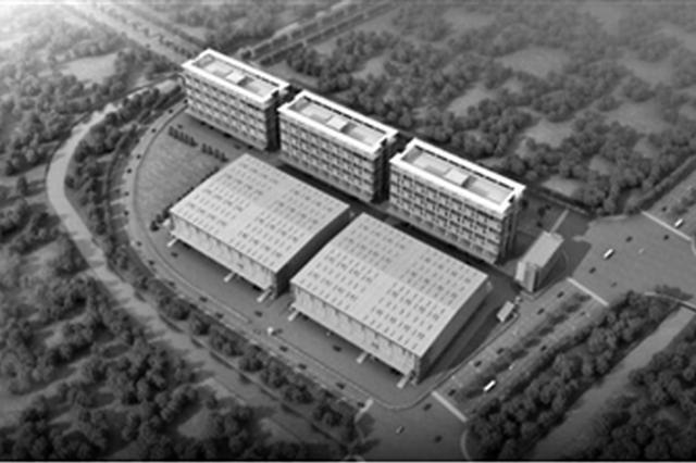 江北整治工业散乱污 工业区变身企业楼