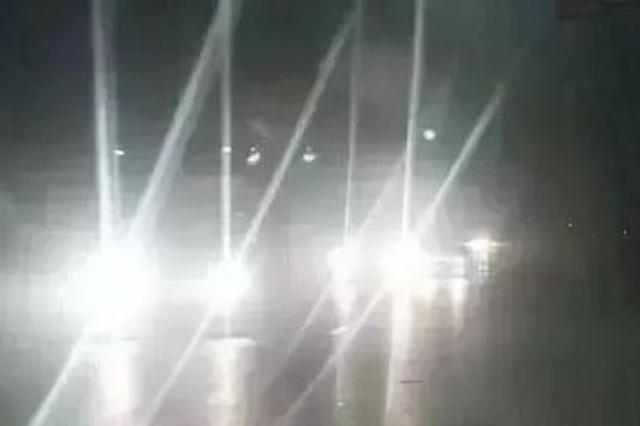 机动车不按规定使用远光灯 宁波电子警察也要抓拍啦