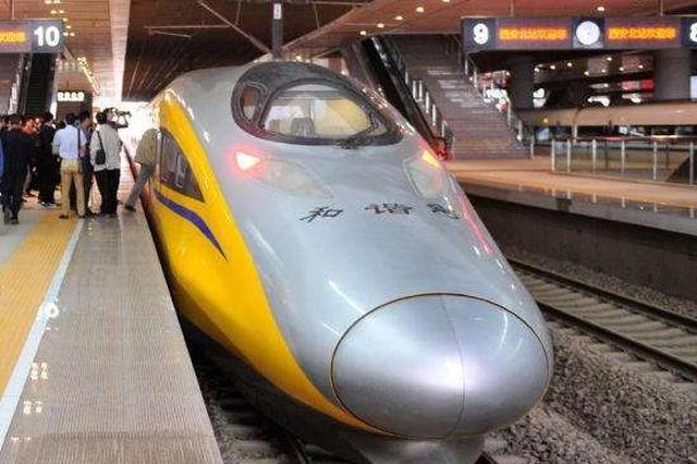 宁波站首开直达南昌站高铁 还有一趟鄱阳湖环线动车