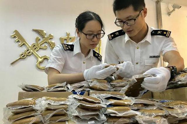 宁波有人海淘1000多根宠物香肠遭退回 动物饲料需谨慎