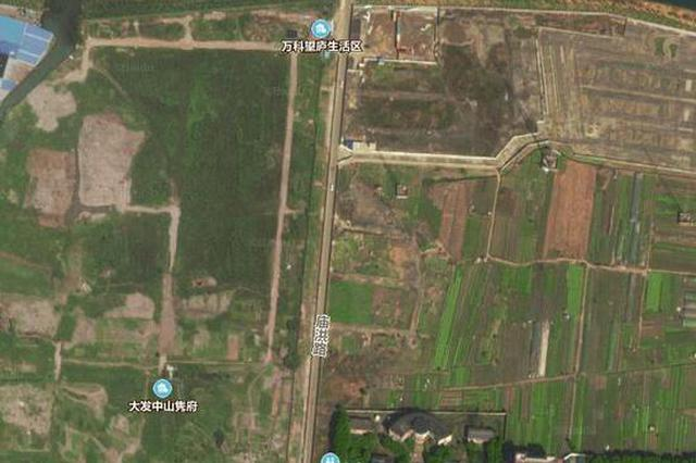 庙洪路徐家漕路等中心城区四条道路有了设计雏形