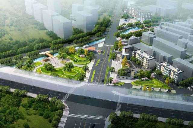 宁慈公路将新增一条亲水栈道 预计于月底全面完工