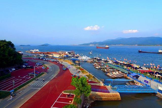 宁波小城镇环境综合整治半年报 走进海洋风情强蛟镇