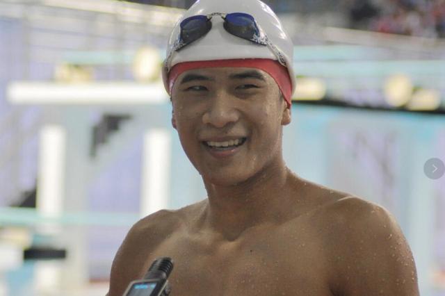 亚运会昨晚开幕 宁波12名参赛选手汪顺率先亮相