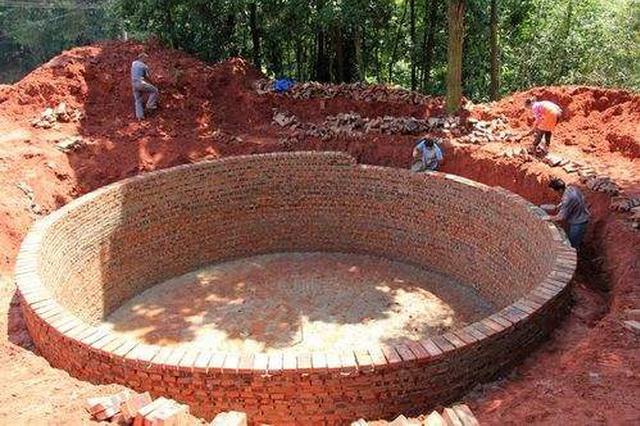 宁波好心人众筹 帮贵州山区缺水学校建了个蓄水池