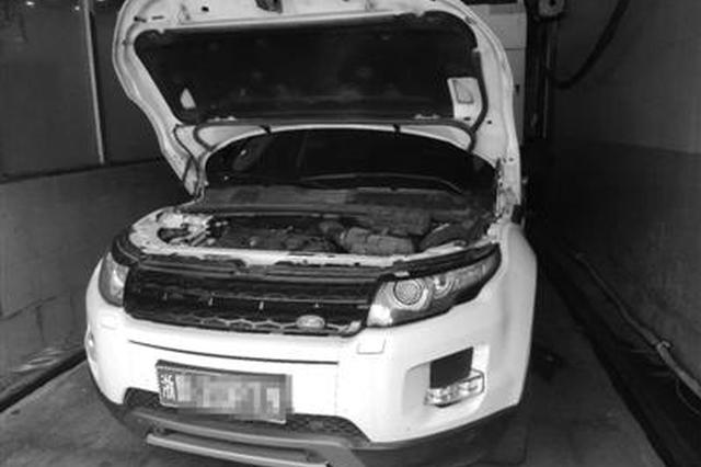 甬1车主爆料买的二手车是辆事故车 发动机被拆过
