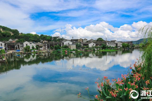 宁波市东钱湖打造绿水青山就是金山银山的宁波样本