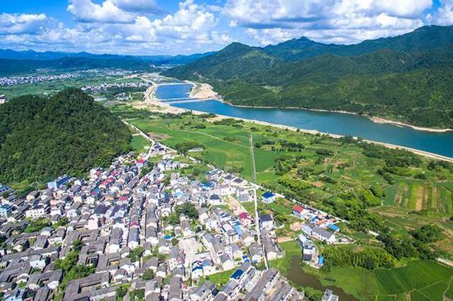 宁海前童镇1座古韵文化小镇 浙东最大的古民居建筑群