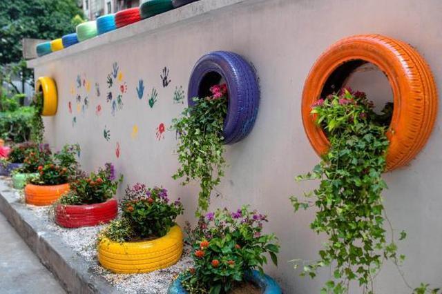 变废为美扮靓家园缔造美丽社区 百丈街道细雕品质社区