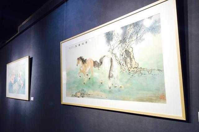 《承变》国画精品巡展甬开展 聚焦艺术与生活的关系