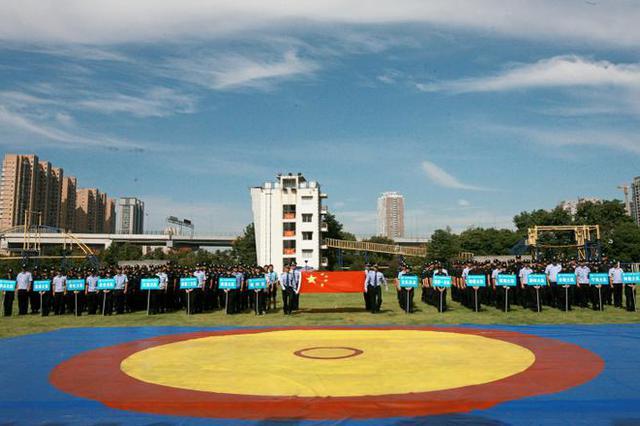 强本领争一流 宁波公安举办首届巡特警系统运动会