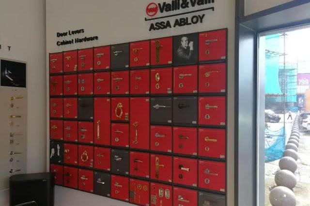 宁波一女子花1万多元为新房买进口门锁 被店家2次调包
