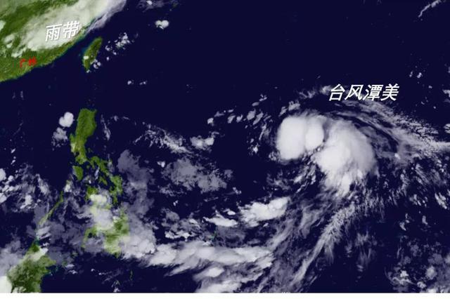 新台风生成 冷空气加降雨宁波中秋将在凉凉中度过