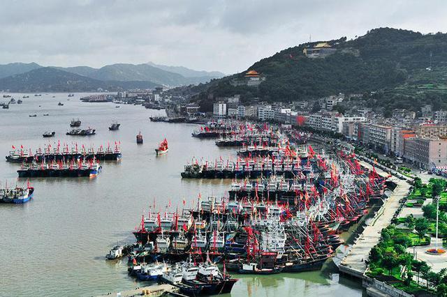 甬4700多艘渔船回港避风 今起所有涉海涉岛游玩项目关闭