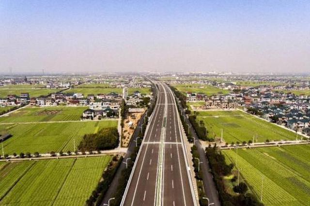 宁波慈余高速公路正式通车运营 设计时速100KM