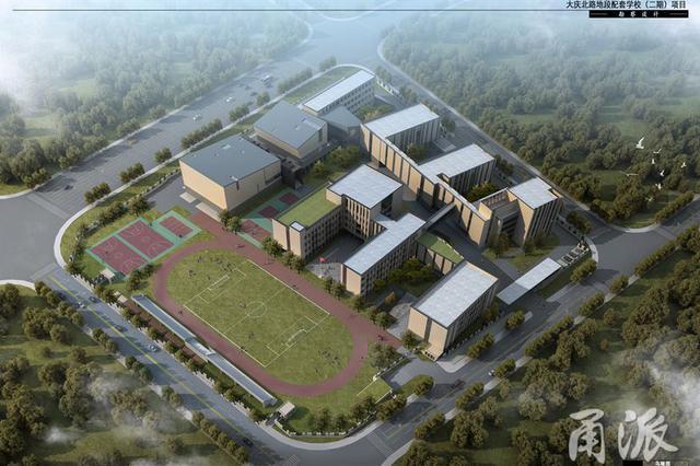 新增小学部20个班级 江北一所九年制公立学校将扩容