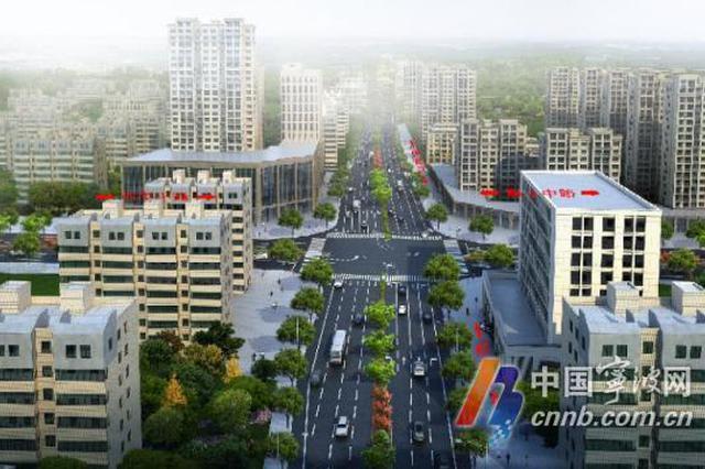 缓解城西交通压力 薛家路新建段将开工计划后年通车