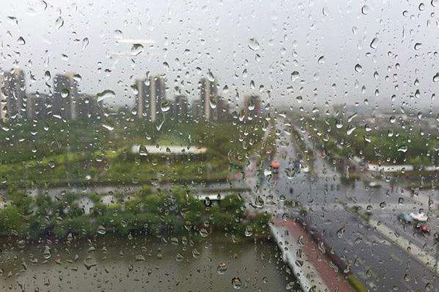 宁波今起最低气温上升 雨水淅淅沥沥持续到下周