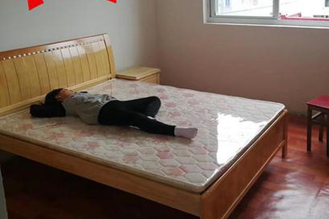 象山爱心改造家帮助贫困白血病女孩荣荣有了新房间