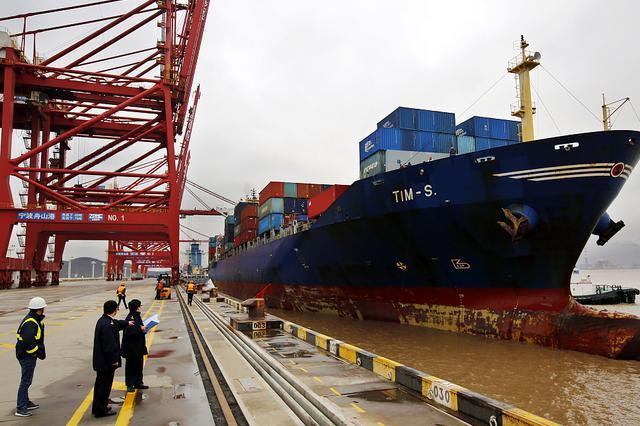 前三季度宁波口岸进出口增势强劲 9月份再创新高